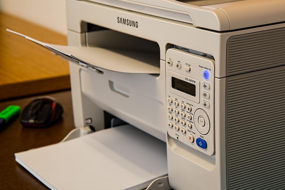 wielofunkcyjna drukarka do biura