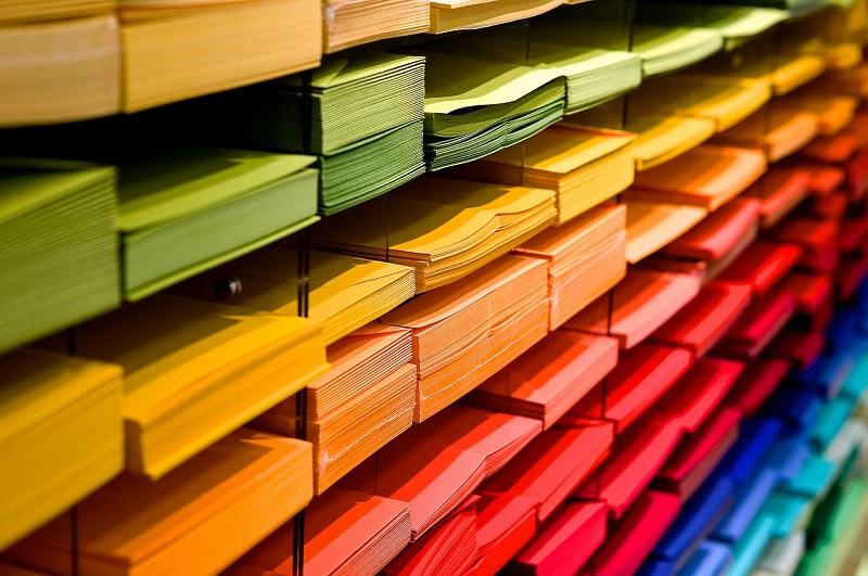 sklep z artykułami papierniczymi